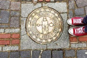 Freedom Trail photo boston