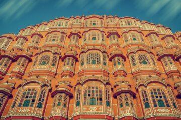 Hawa Mahal India Architecture