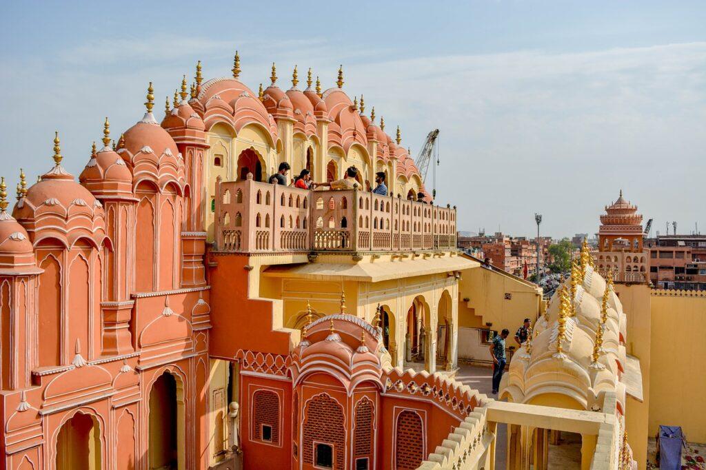 Jaipur Rajasthan India History