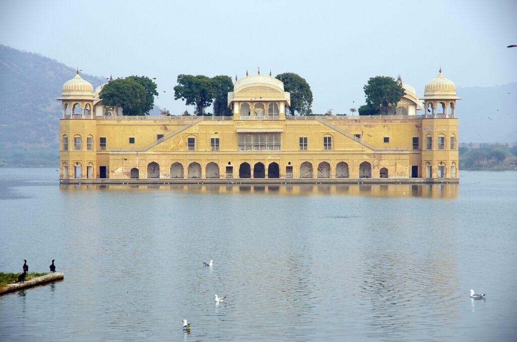 Jalmahal Palast Jaipur Pinkcity