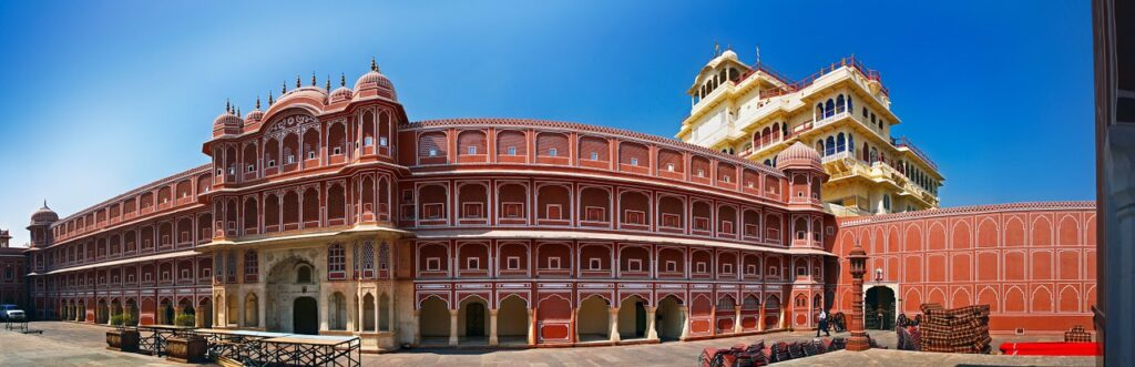 City Palace Jaipur India Travel