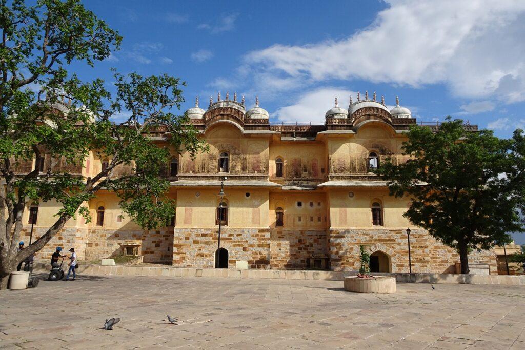 Nahargarh Fort Architecture Landmark
