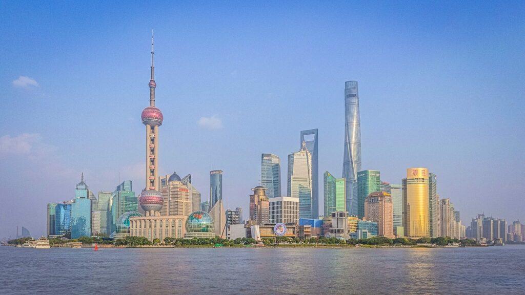 Shanghai China City_TOURHIKER