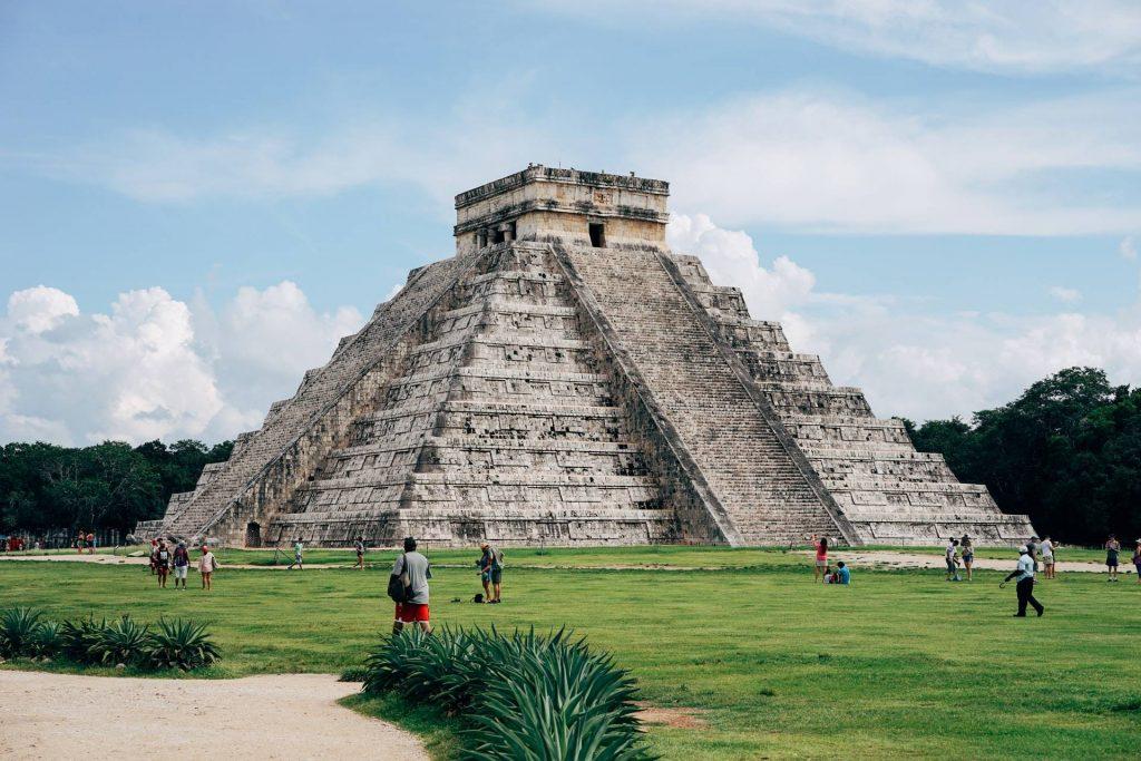 Ancient Pyramid style