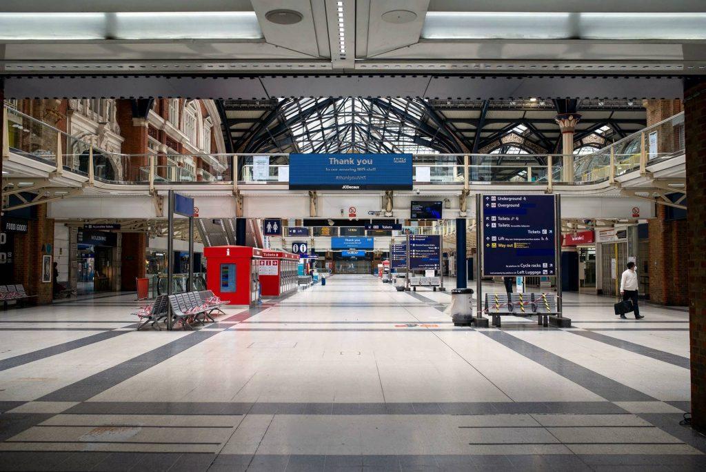 Airport empty